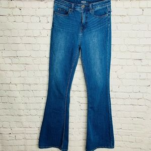 UO BDG High Waisted Flare Jeans Size 28 LONG